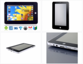 Tablet  Android 2.3 4GB  7 polegadas Wi-Fi,3G,etc